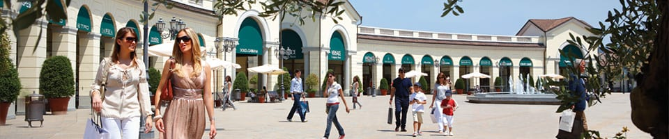 The designer outlet mcarthurglen serravalle scrivia for Serravalle designer outlet