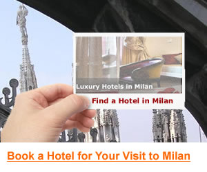 Find a hotel in Milan