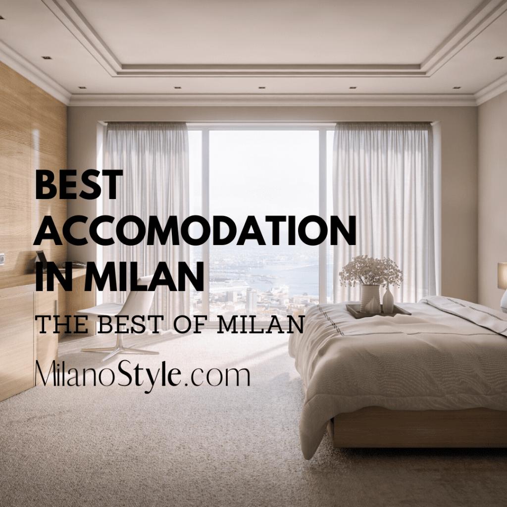 Hotels & Rentals in Milan, Italy