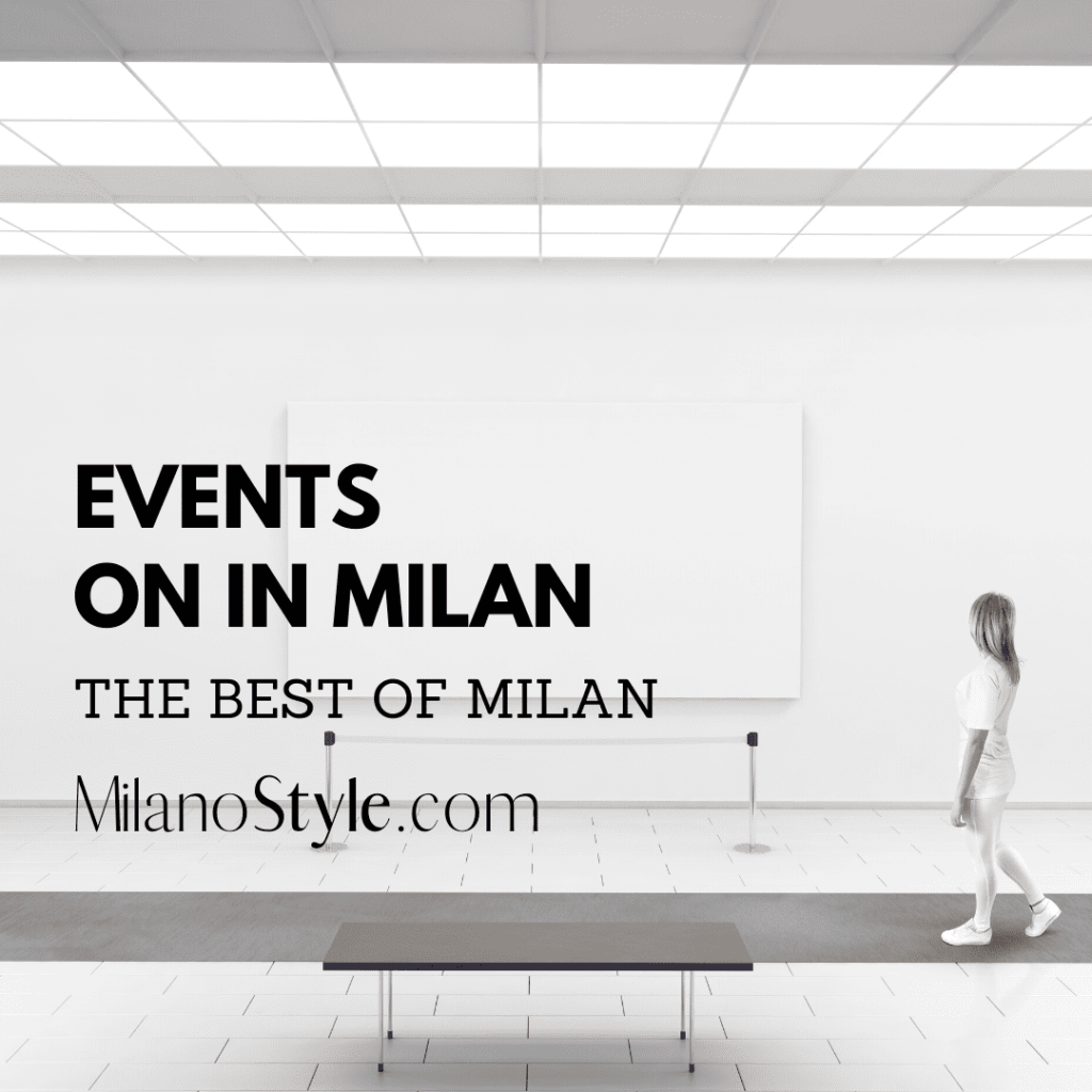 Events in Milan