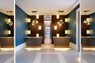 Fabbian Lights Up Naples at Luxury Design Hotel The Britannique