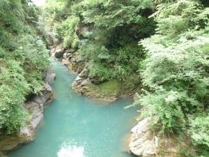Orrido di Bellano - Natural Waterfall and Gorge Bellano Lake Como