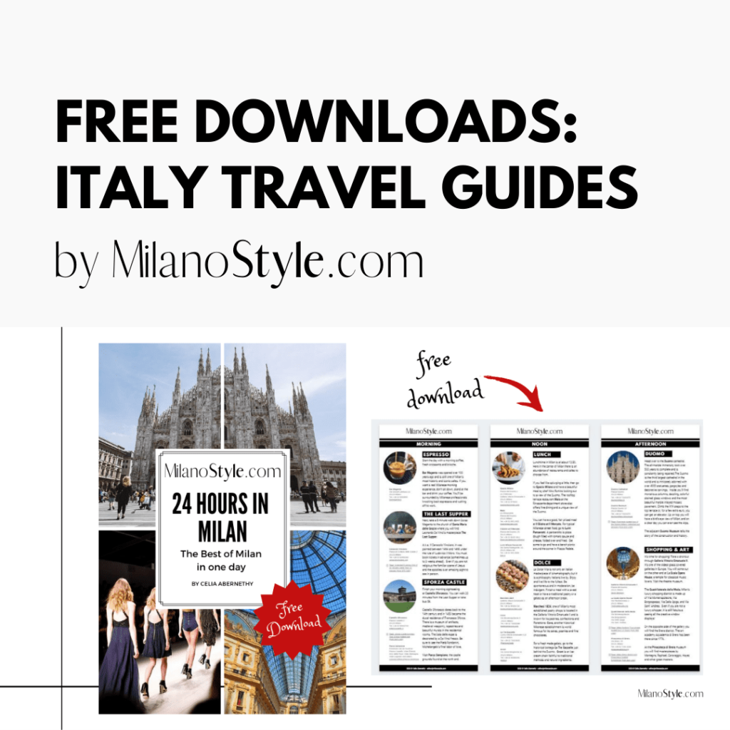 Free Downloads: Italy Travel Guides