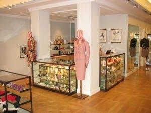 Vivienne Westwood Boutique in Milan