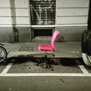 Finding Parking in Milan