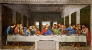 The Last Supper - Leonardo Da Vinci Santa Maria del Grazia Church