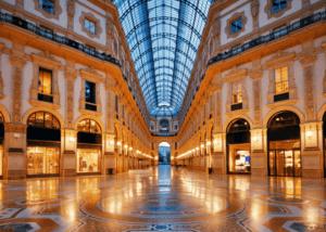 Galleria Vittorio Emanuele –