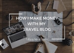 How I make money with my blog