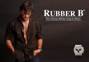 Rubber B - The Ultimate Strap for Rolex