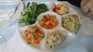 Ba' Ghetto Kosher Food in Milan