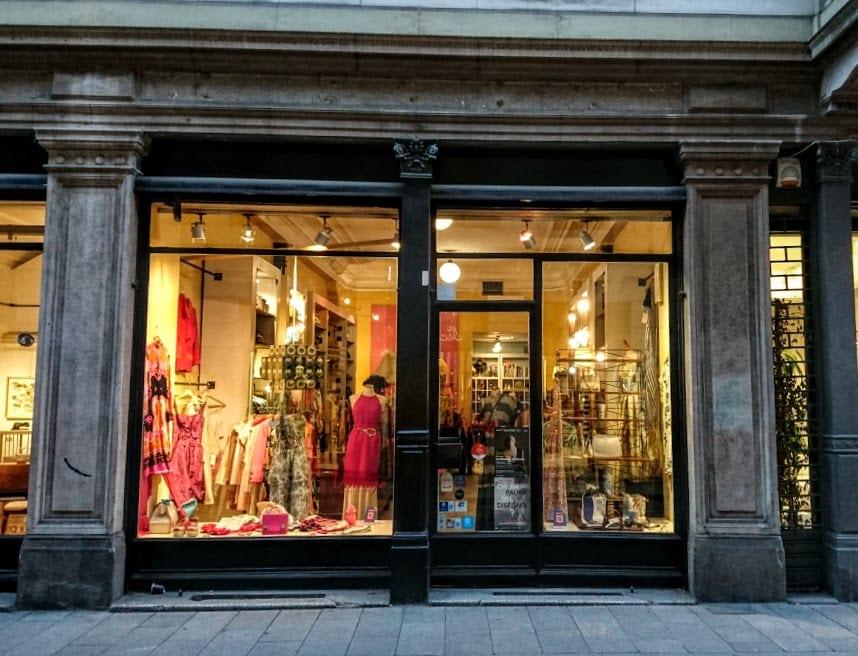 A-Z Milan Shopping Directory   Milanostyle