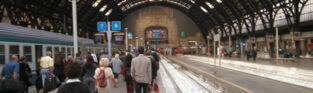 Commuting to Milan