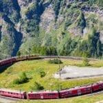 Bernina Train