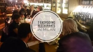 7 Easygoing Restaurants To Try in Milan