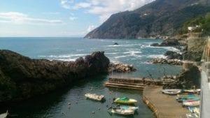 Weekend Getaway to Framura, Liguria