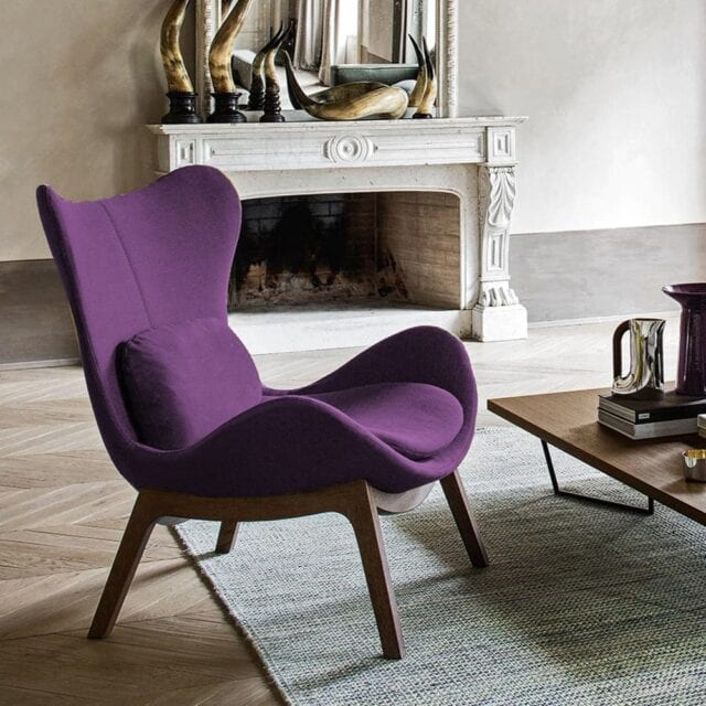Lazy Chair by Calligaris