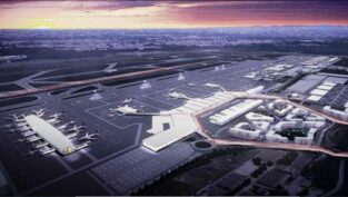 Milano Malpensa 2035 New Airport Project