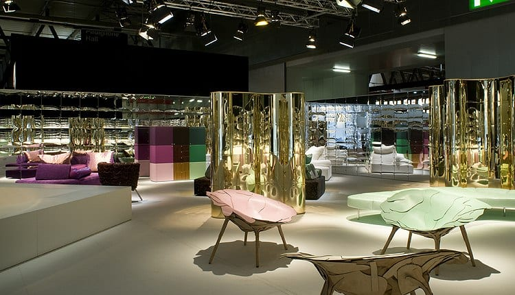 Salone internazionale del mobile milan furnitire design for Mobile furniture design