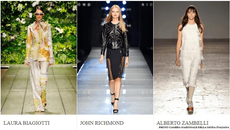 872290e83e Women's Fashion Week Milan – Moda Donna Milano   Milanostyle