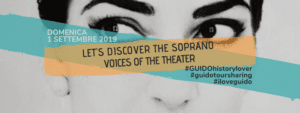 Join me: Sept, 1 ,2019 Discover the Soprano Voices of La Scala