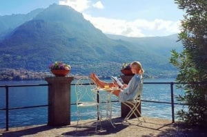 Milan to Lake Como,  Life at Villa Ucci Luxury B&B